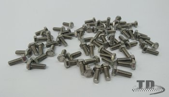 Sheet metal screws