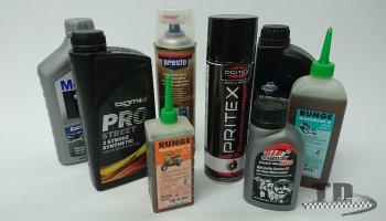 Oils-liquids-varnishes