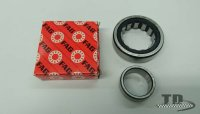 Roller bearings -NU205- (25x52x15mm) Type 2 for...