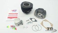 Cylinder kit DR 75cc 10 Traversi Formula Vespa