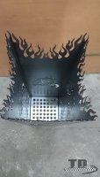 Pillar of Fire / Fire basket Lambretta