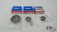 Ball bearing set engine -VESPA- V50, V90, SS50, SS90,...
