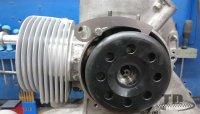 Clutch holder Vespa all Largeframe and Wideframe