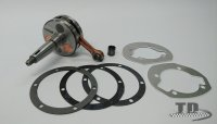 Crankshaft -BGM Pro HPC 60mm stroke, 110mm conrod...