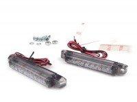 Indicator BGM Micro 2 x 8 LED Universal black