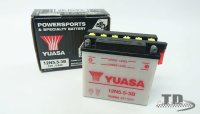 Yuasa battery 12N5-5-3B, 12 V, 6 A, standard, without...