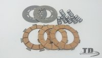 Clutch pads Surflex for Vespa, Ø 108 mm, 3...