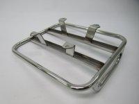 Luggage rack Spare wheel carrier Lambretta rear -...