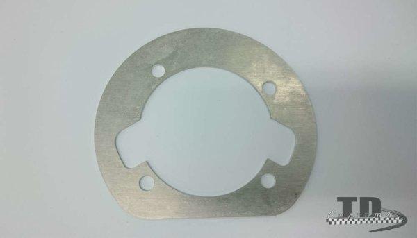Fussdichtung Lambretta Bigblock 200 1mm Aluminium B-Ware