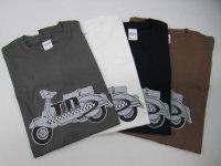 TD-Customs Vespa T-Shirt